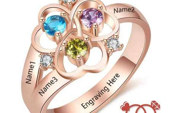 The Appeal of Birthstone Rings