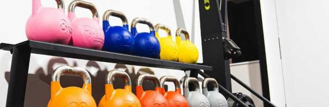 RAW Fitness Equipment Cover Image