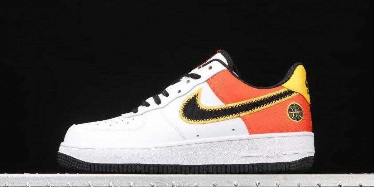 "2020 Latest Nike Air Force 1 ""Raygun"" is Available Now"