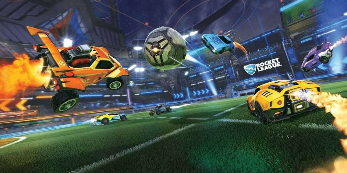 Hymns could be played in each Rocket League Arena to accompany dreams scored