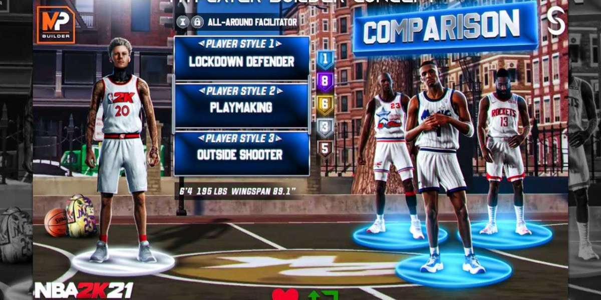 NBA 2K21's new WNBA style is the very first step