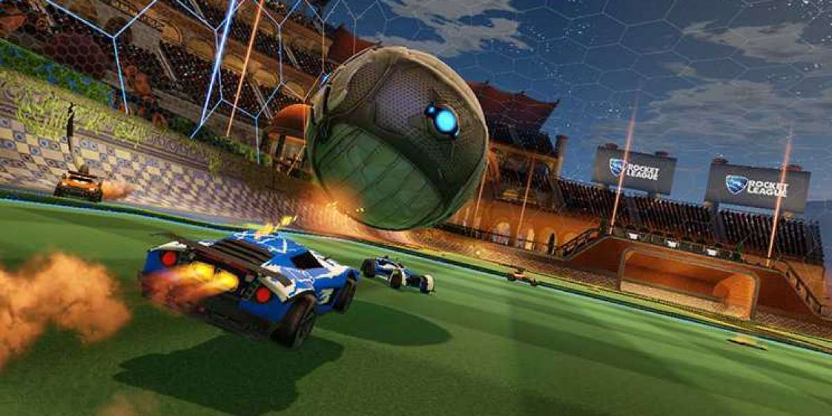 Rocket League recently celebrated its one 12 months anniversary