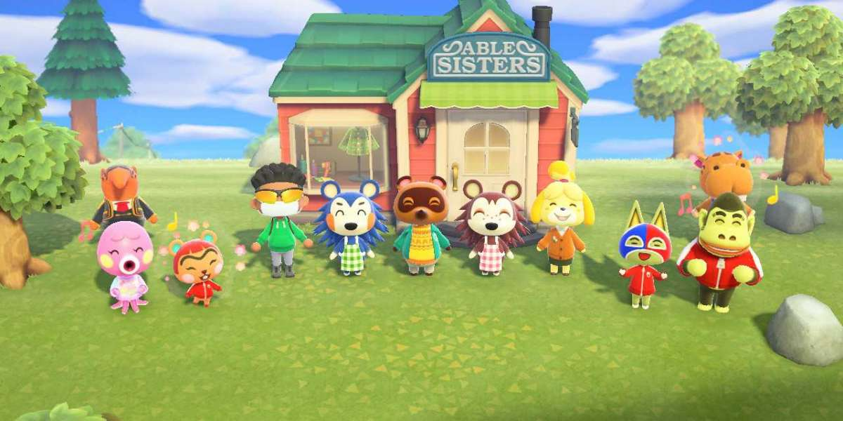 The Animal Crossing introduction is so progressive and well-performed