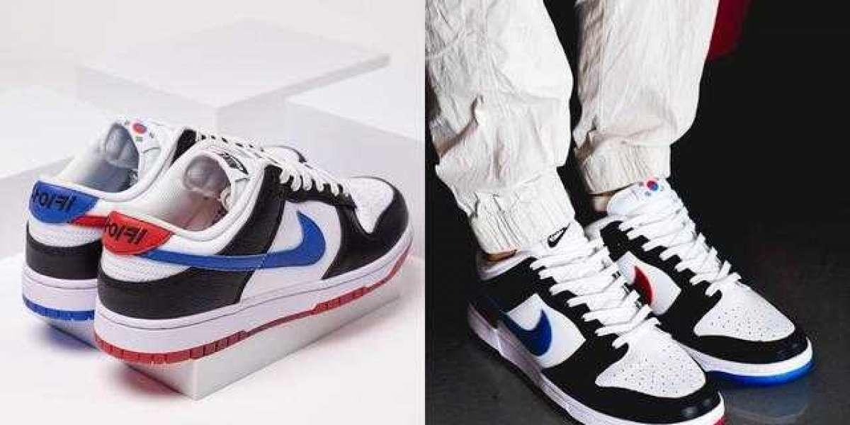 """Nike Dunk Low """"South Korea"""" DM7708-100 first to appreciate, Where can I buy it?"""