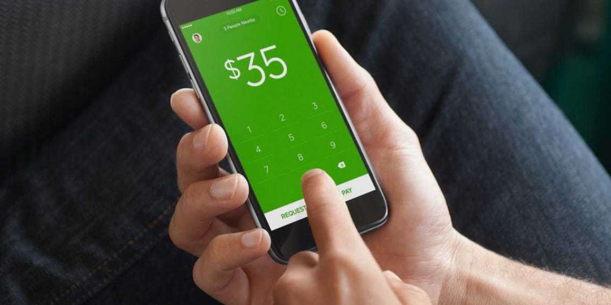 Does a cash app allow you to get money off cash app without bank account?