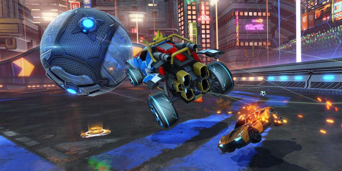 Rocket League Items a custom game and a couple of limiters